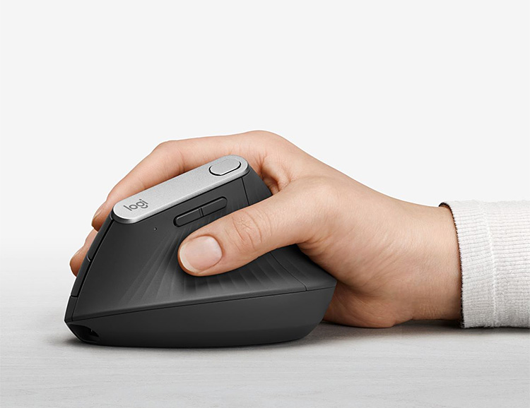 Logitech's MX Vertical mouse