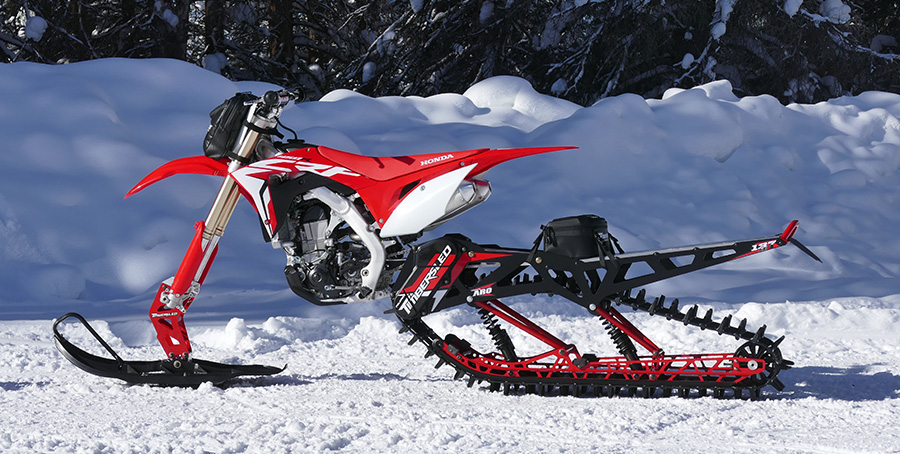 2018 Timbersled ARO Snow Bike