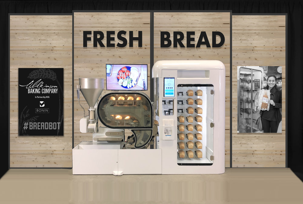Wilkinson Bread Bot