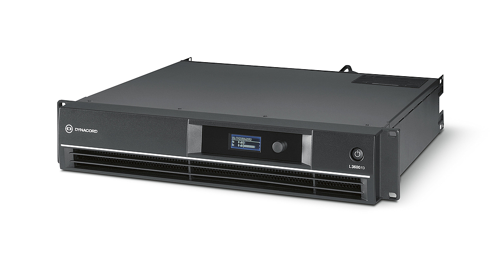 Bosch L3600FD Power Amplifier