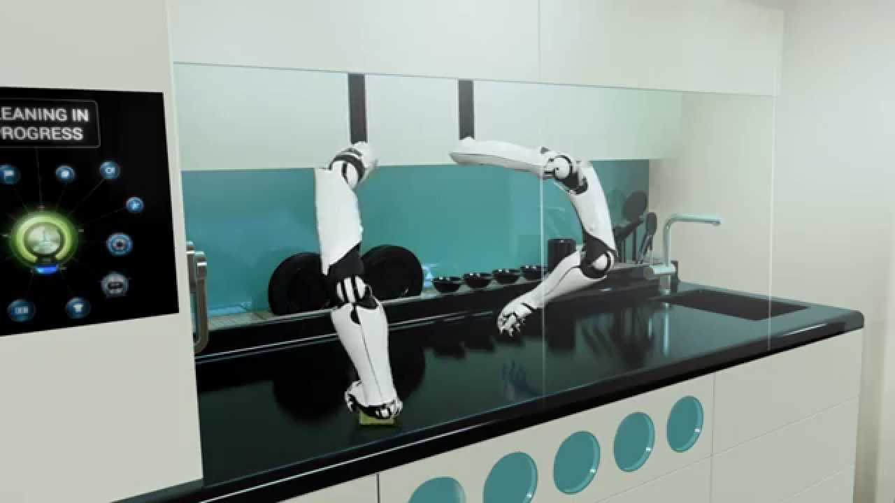 Moley Robotic Kitchen Chef