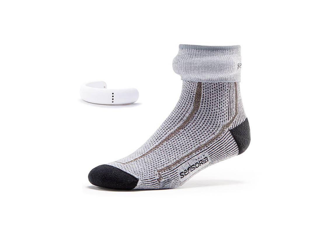 SENSORIA FITNESS SOCK AND ANKLET