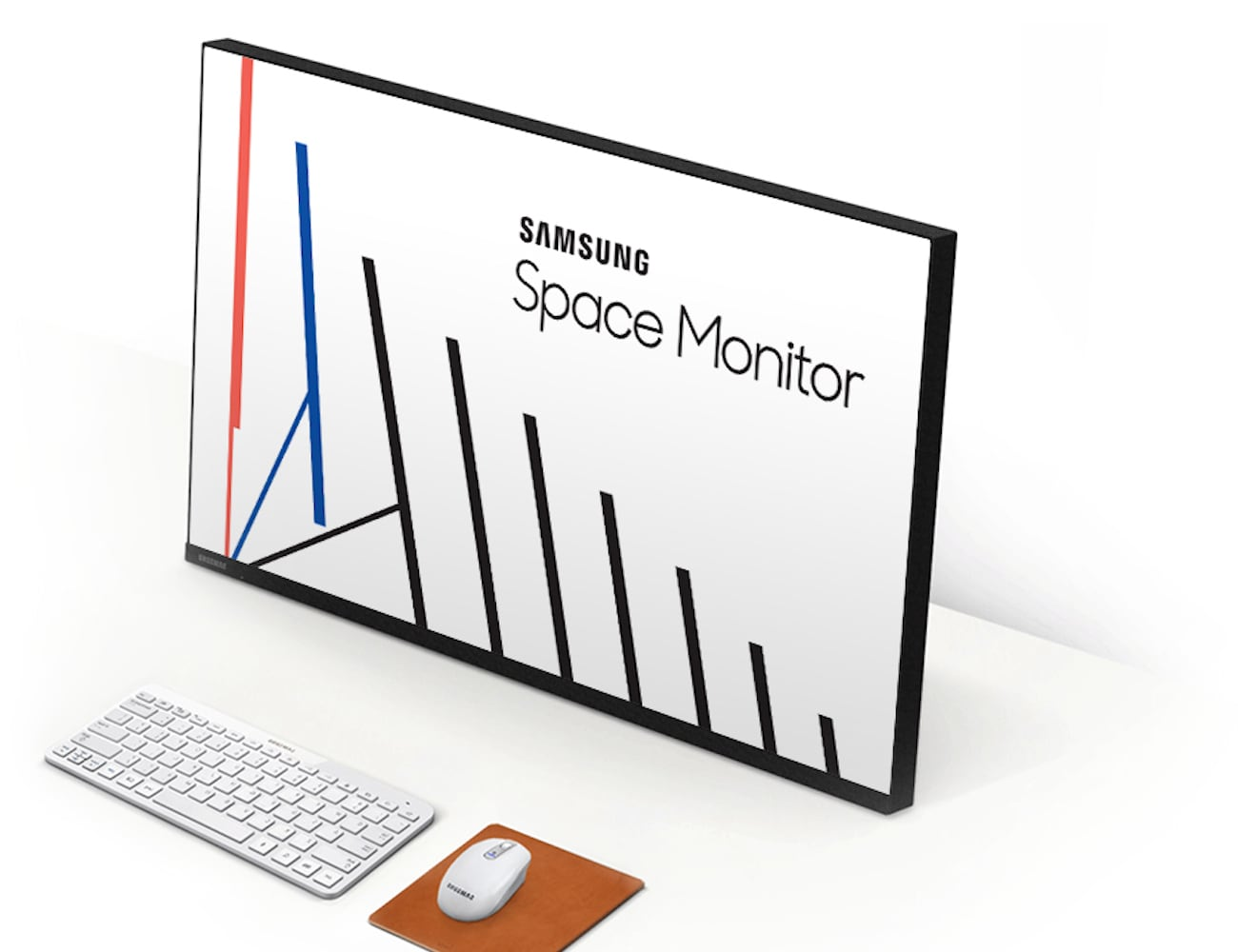 Samsung S32R750 32-Inch The Space UHD 4K Monitor