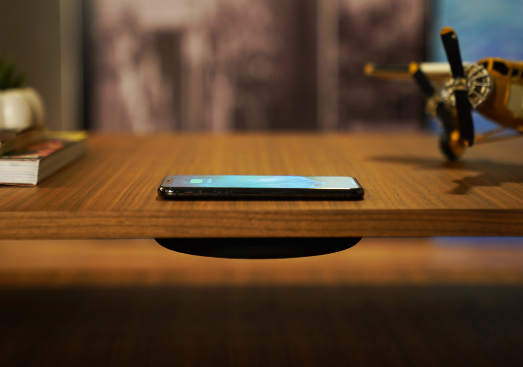 ENERQi The Invisible Fast Wireless Charger