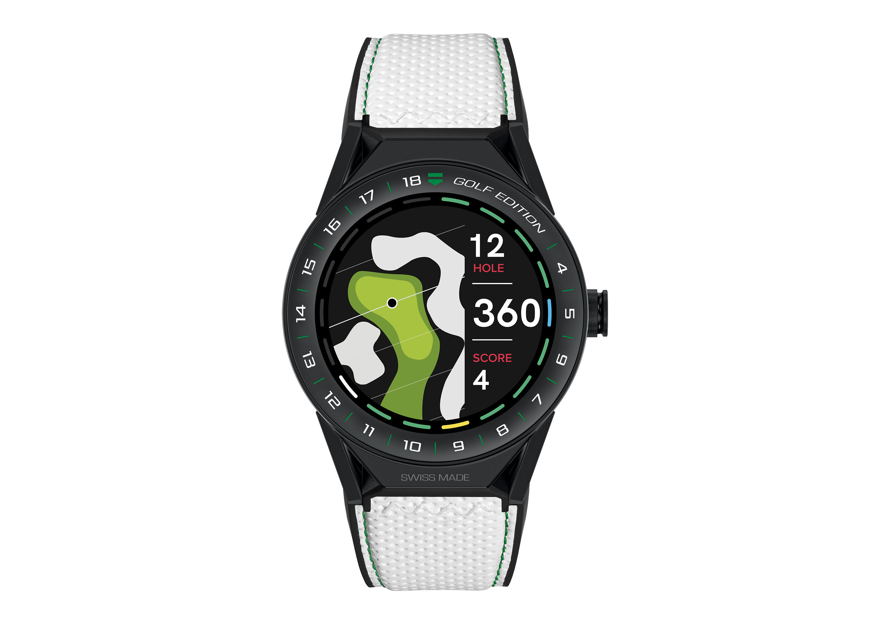 Tag Heuer Golf Edition Watch