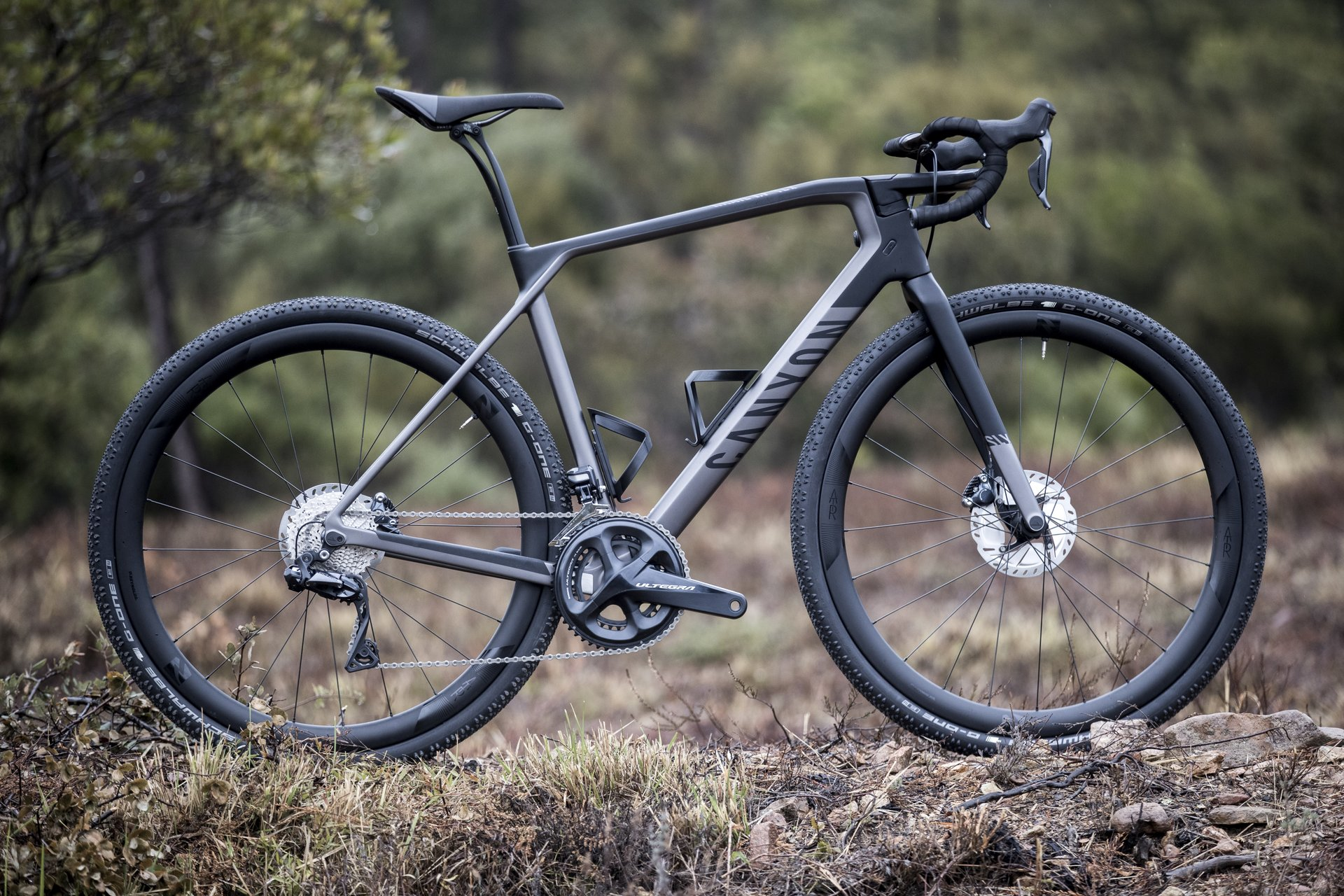 Canyon Grail CF Gravel Bike