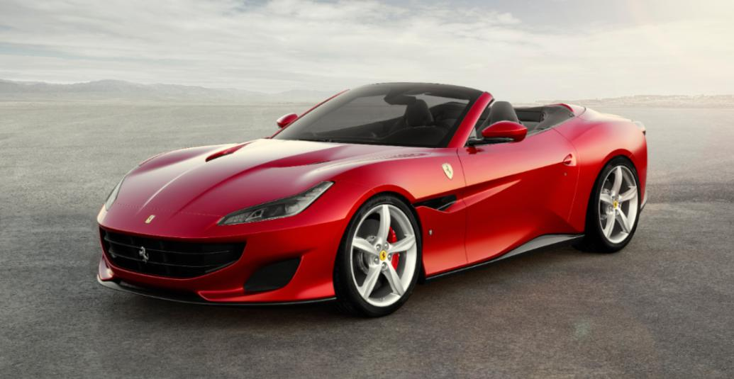 Ferrari Portofino Sports Car