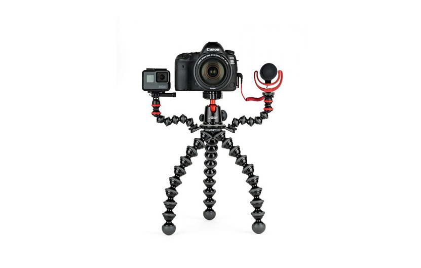Joby Gorilla Pod Video Rig