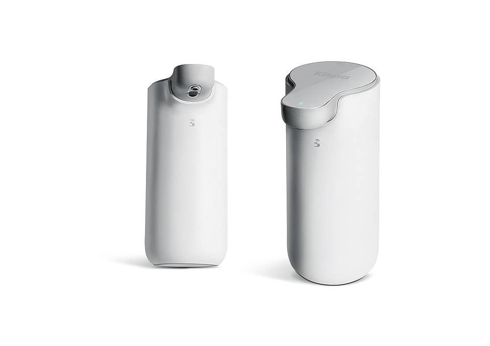 Kispa Hands-Free Sensor Soap Dispenser