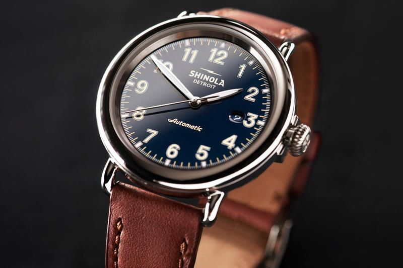 Shinola Runwell Automatic Watch