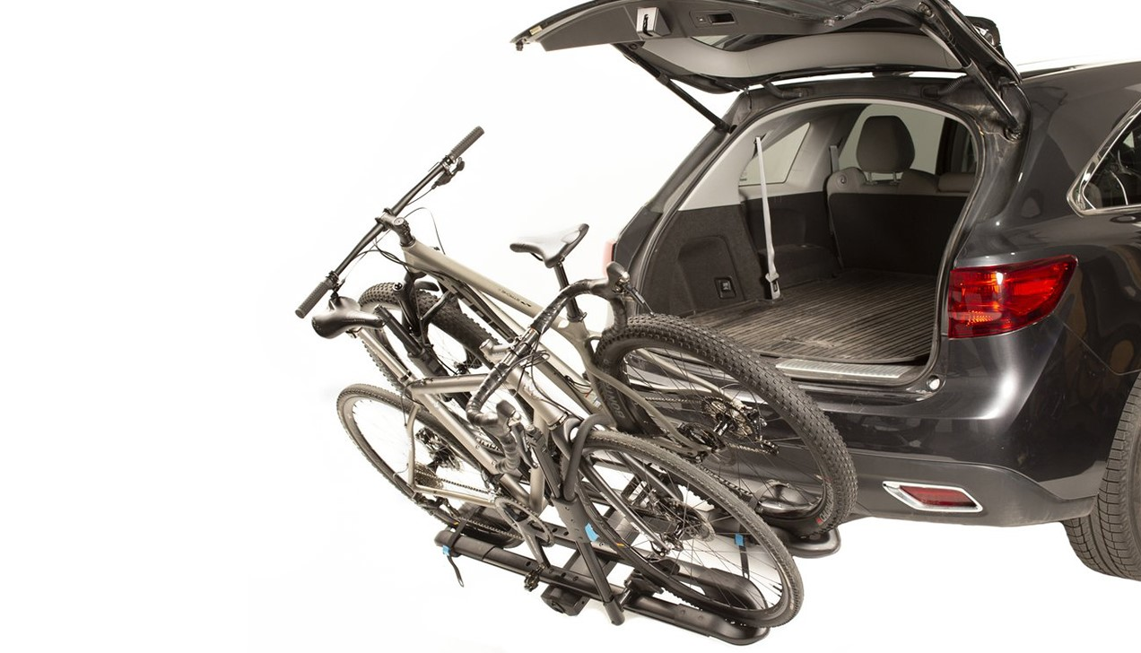 RockyMounts SplitRail LS 2-Bike Hitch Rack