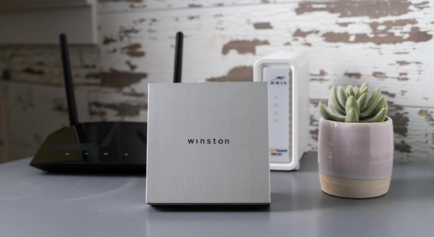 Winston Privacy Winston Online Privacy Device