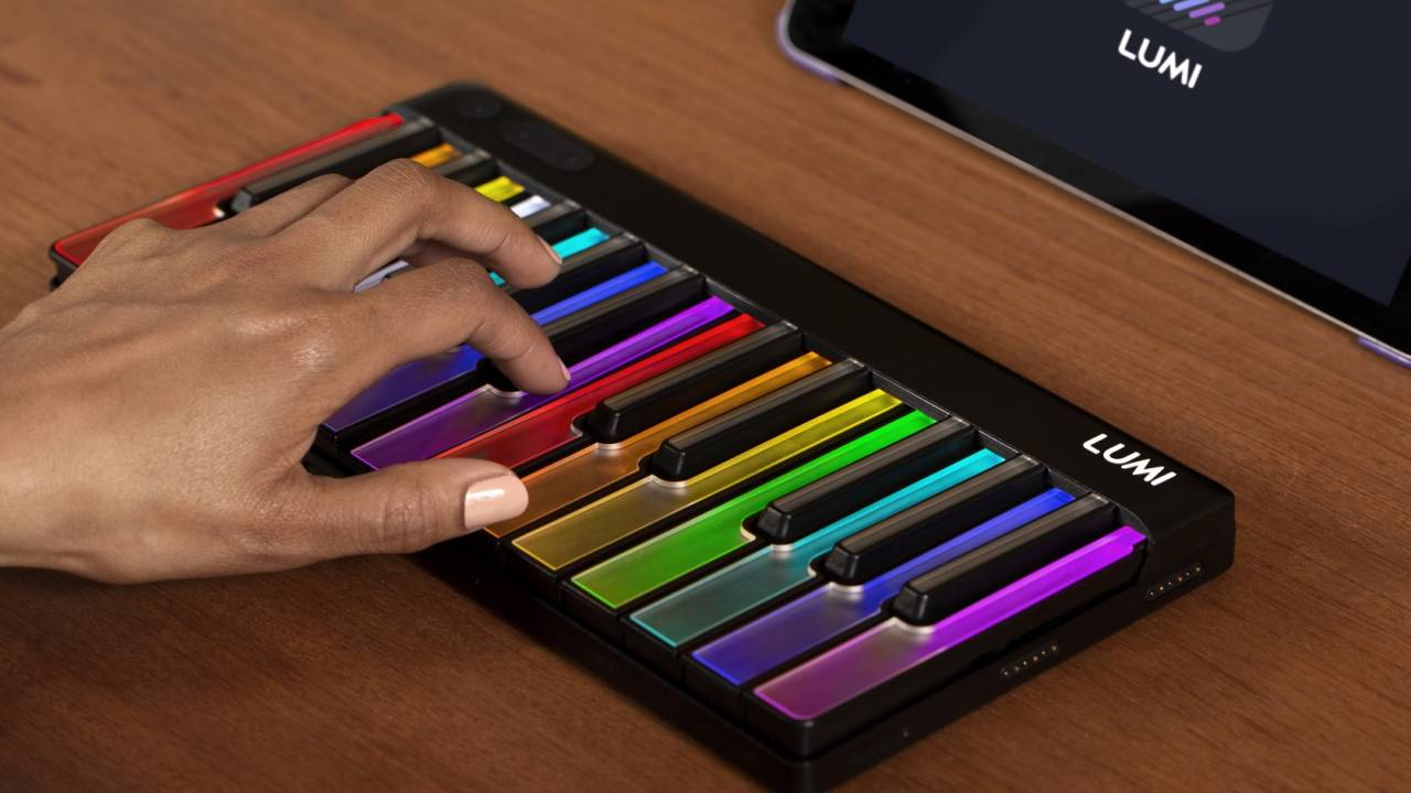 Roli Lumi Illuminated Keyboard